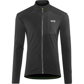 GORE WEAR C5 Thermo Trail Jersey Herre black
